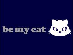 画像2: 親バカ猫 ネイビー
