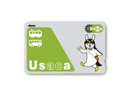 画像1: Usaca-Z ステッカー