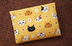 画像2: ティッシュケース猫・黄