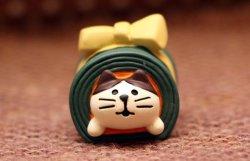画像1: おせち猫 昆布巻