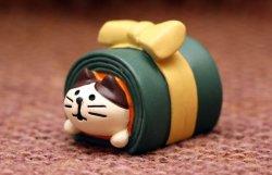 画像2: おせち猫 昆布巻